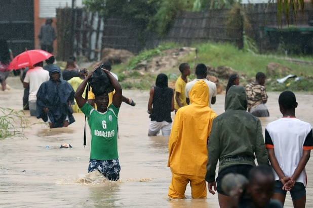 Tweede cycloon in Mozambique: meer dan miljoen kinderen in nood