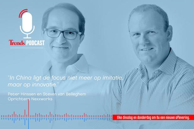 Trends Podcast: Peter Hinssen en Steven Van Belleghem over de geheime club van Disney