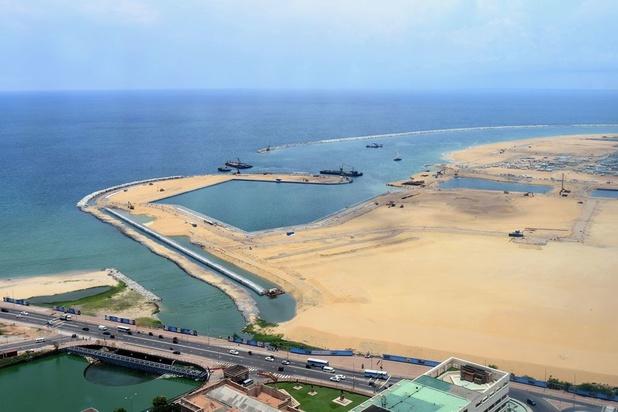 Les projets urbains de la Chine sur des îles artificielles inquiètent
