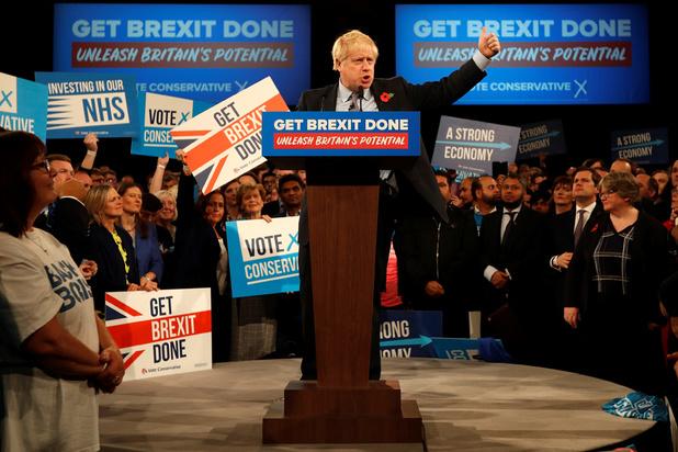 Boris Johnson promet une série de baisses d'impôts aux entreprises