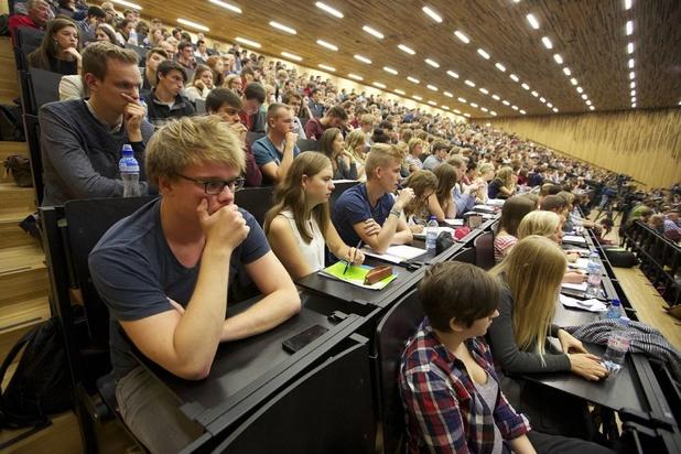 Rentrée académique: les quelque 210.000 étudiants de la FWB retrouvent lundi leurs auditoires