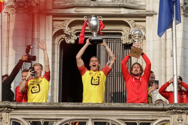 Loting Croky Cup: RSCA naar Het Kiel, clash tussen Antwerp en Lokeren