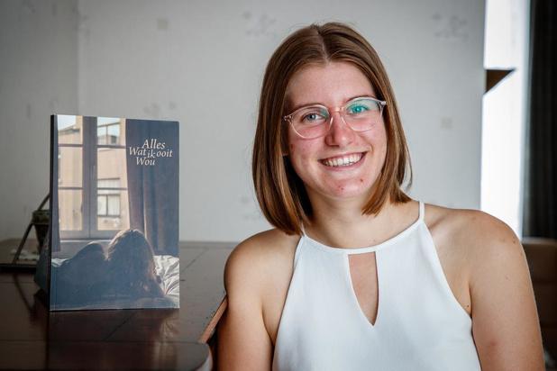 19-jarige Charlotte Dierckens schrijft allereerste boek