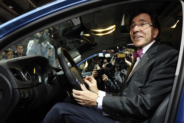 """François Desquesnes (cdH ): """"Malgré les pouvoirs spéciaux, le gouvernement wallon, c'est Mister Bean au volant"""""""
