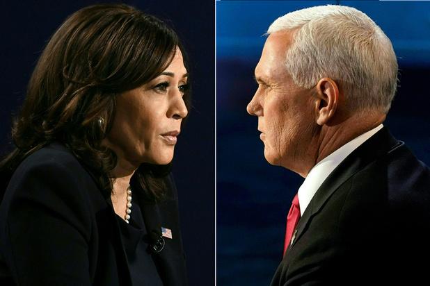 Elections USA: Mike Pence assure, Kamala Harris rassure (analyse)