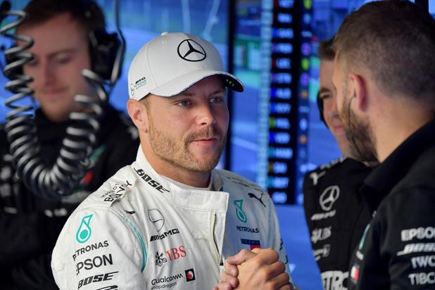 Stoelendans in de F1