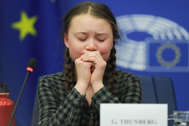 'Greta, je mag niet stoppen met je klimaatboodschap, wij ook niet'