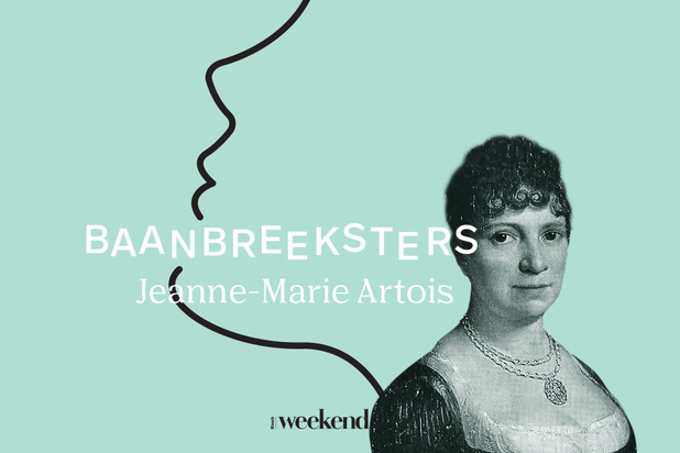 Podcast Baanbreeksters: beluister het verhaal van Jeanne-Marie Artois, vrouw achter de wereldberoemde brouwerij