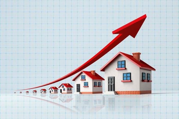 Le marché immobilier à la hausse l'année dernière en Région bruxelloise