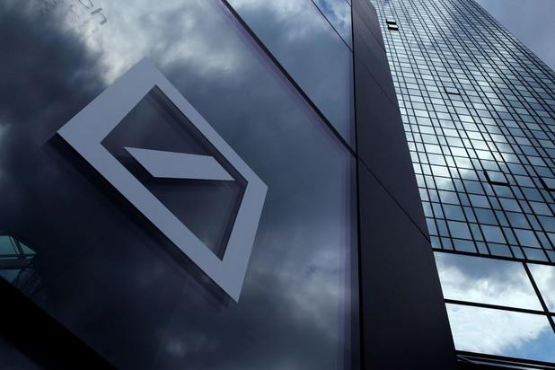 Deutsche Bank annonce la suppression d'une quarantaine d'emplois en Belgique