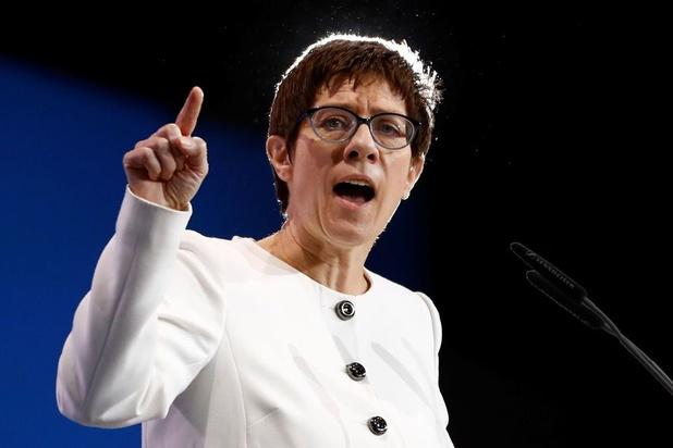 """Elections américaines: l'Allemagne s'inquiète d'une """"situation très explosive"""""""