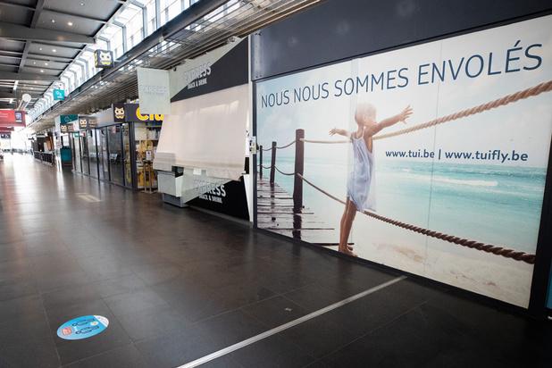Ryanair herbegint zondag met vluchten vanaf Charleroi
