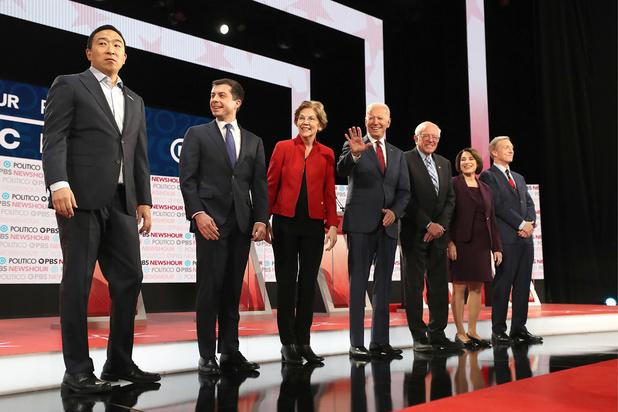 Elections 2020: les démocrates en rangs serrés avant le coup d'envoi de la primaire