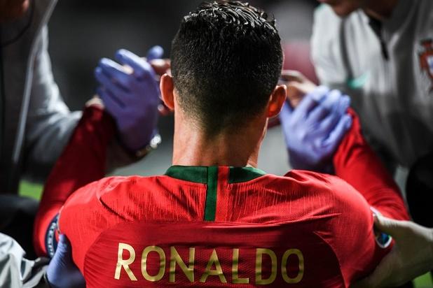 La très mauvaise soirée du Portugal, qui perd Ronaldo
