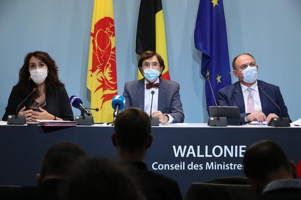 Covid: 171,5 millions dégagés par le gouvernement wallon pour les secteurs les plus touchés