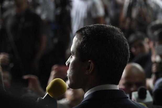 Venezuela: le bras droit de Guaido placé en détention provisoire dans une prison militaire