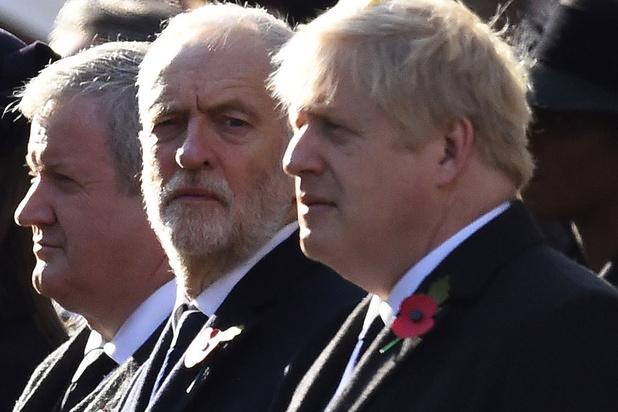 GB: Premier face-à-face entre Johnson et Corbyn
