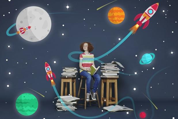 Cosmos Festival: une grande fête de la littérature jeunesse à Bruxelles, pour la première fois