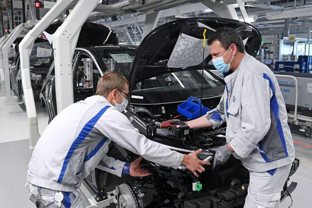 Chiptekort heeft negatieve invloed op Duitse industrie