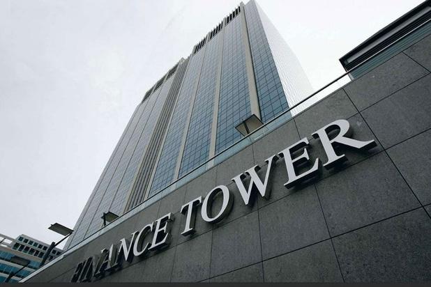 La Tour des Finances à Bruxelles change de propriétaire