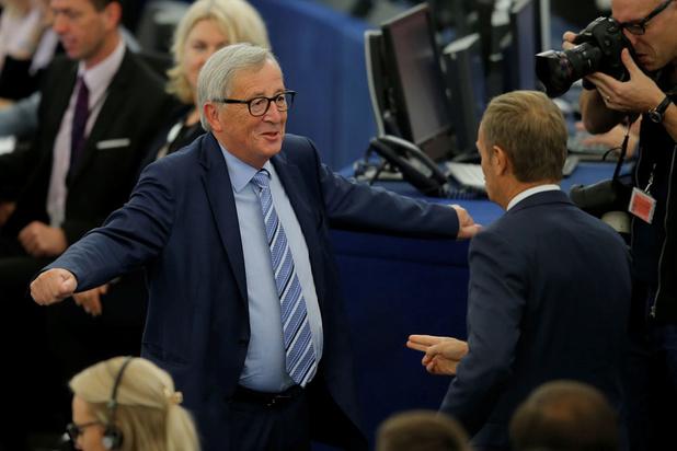 Weekoverzicht Europa: Commissie-Juncker klopt zich op de borst