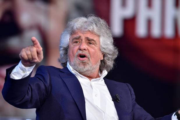 La vidéo de Beppe Grillo relèverait-elle de la culture du viol ?