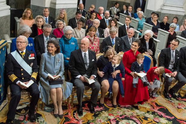 La famille royale de Suède aura aussi sa série