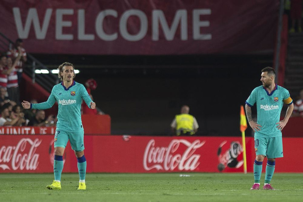 Griezmann-Messi: gebrek aan chemie