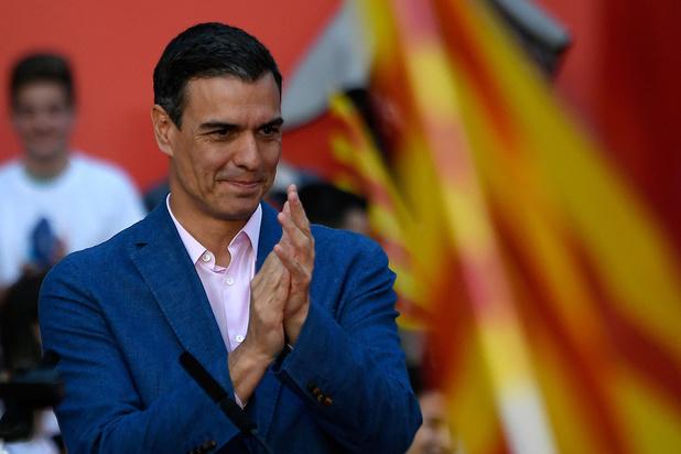 Catalaanse separatistische partij maakt nieuwe regering-Sanchez mogelijk