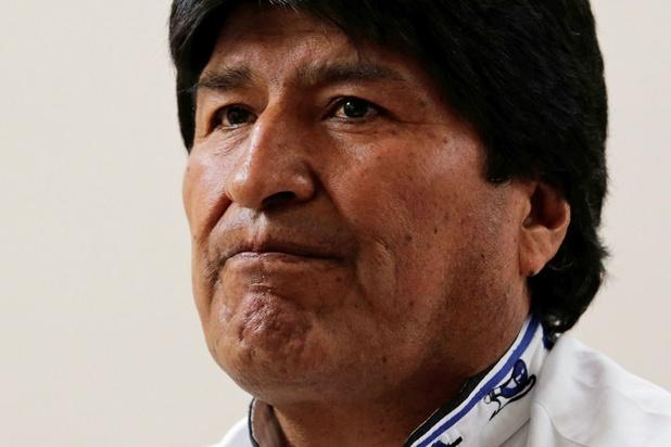 Evo Morales reist naar Cuba voor medische afspraak