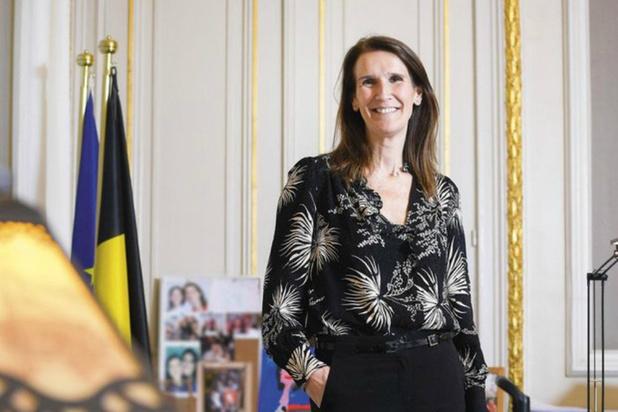À quoi ressemble le réseau de Sophie Wilmès, Première ministre ?