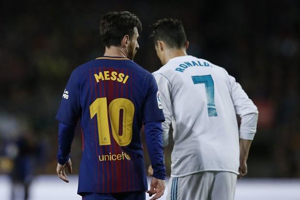 Messi fait mieux que Ronaldo dans les analyses IT de la KU Leuven
