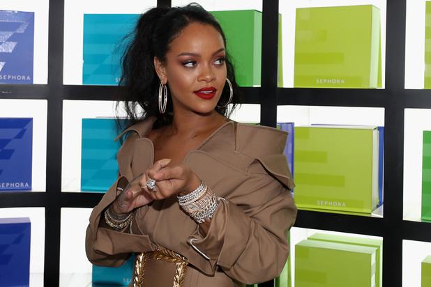Rihanna bouleversée de découvrir la photo de son sosie version enfant