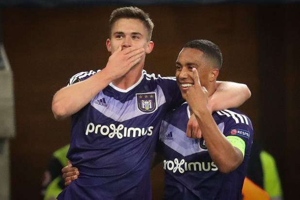 Quiz van de dag: de duurste uitgaande transfers van Anderlecht