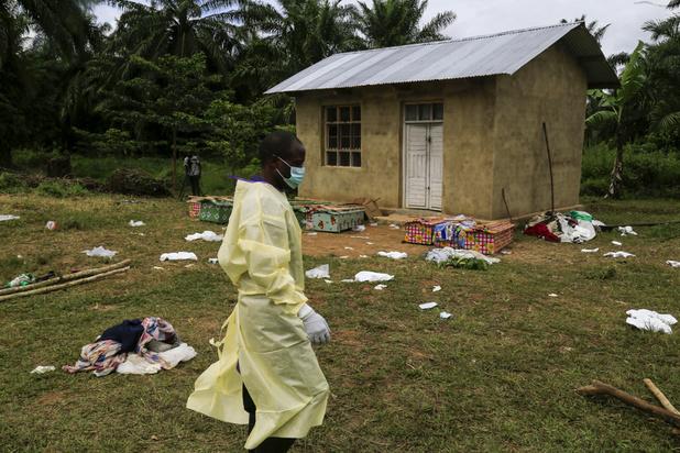 """Oicha, porte d'entrée du """"triangle de la mort"""" de la RDC, enterre ses martyrs"""