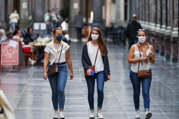 Fermeture des bars et cafés et port du masque: Bruxelles prend de nouvelles mesures