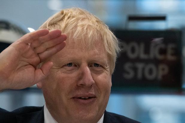 'Johnson dreigt niet langer met brexit zonder deal'