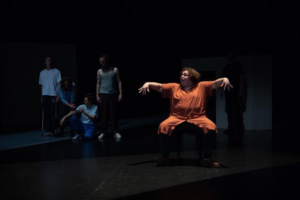 'Gekken en specialisten' van theatercollectief Tibaldus balanceert tussen minimalisme en fascisme