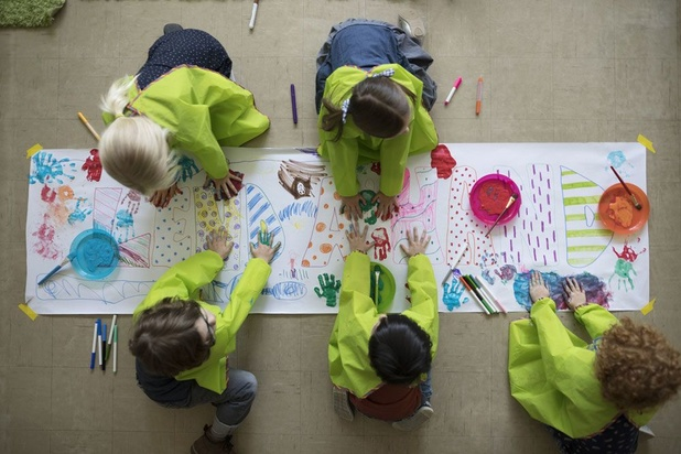 'We hebben nood aan een ministerie voor kinderopvang'