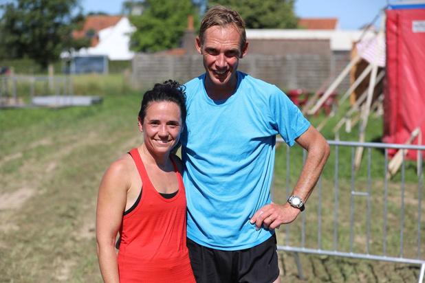 Pedro Dujardin en Deborah Deroose winnen in Hulste