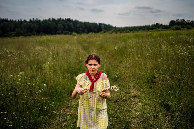 Les Moscovites retrouvent des loisirs d'antan (en images)
