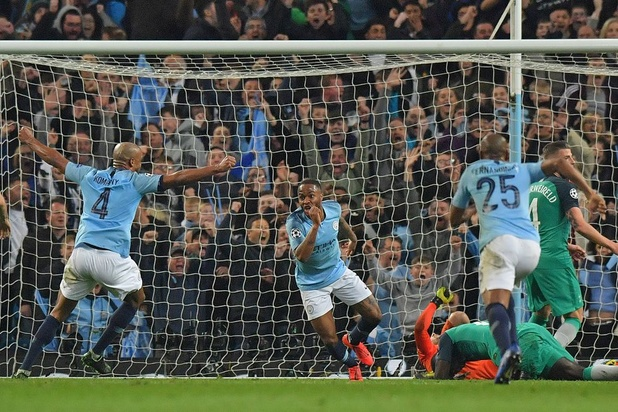 Man City - Tottenham: een match vol records