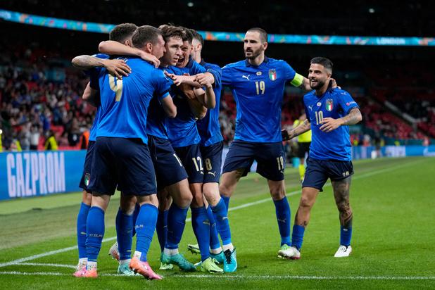 EURO 2021: l'Italie arrache sa qualification en quarts face à l'Autriche après prolongations (2-1)