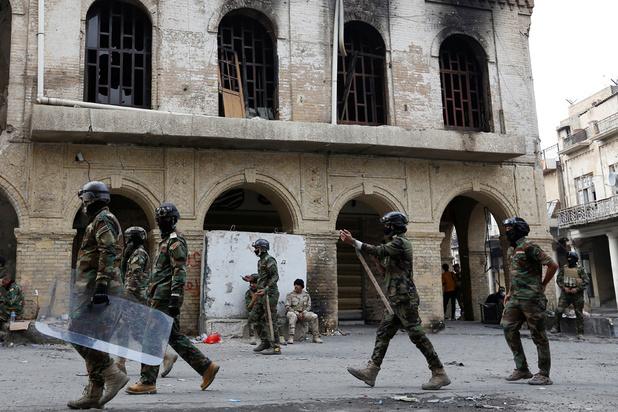 Irak: le Parlement accepte la démission du gouvernement, le pays en deuil