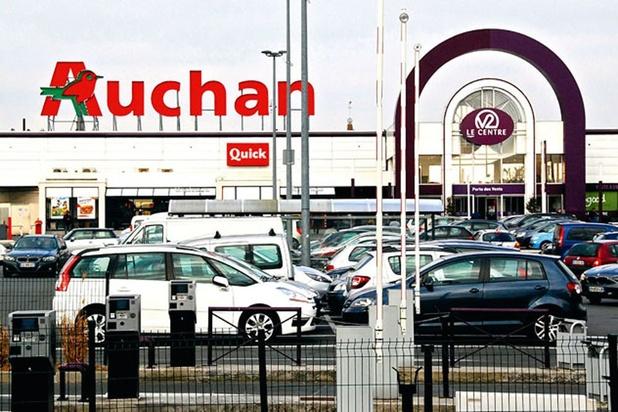 Auchan a trouvé des acquéreurs potentiels pour dix de ses sites mis en vente