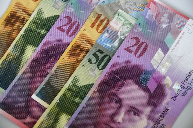 Le franc suisse, un refuge