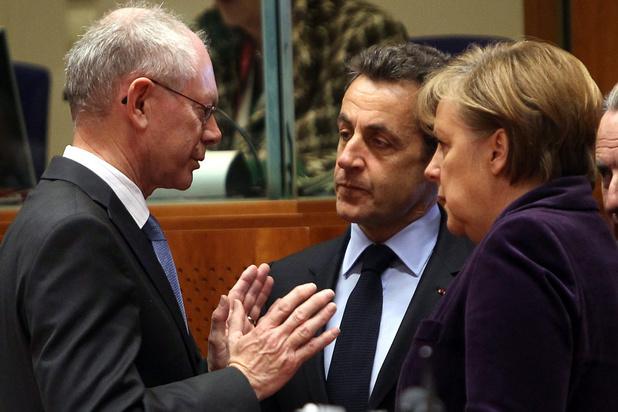 Hoe Herman Van Rompuy de basis legde voor een gezamenlijke Europese crisisbestrijding