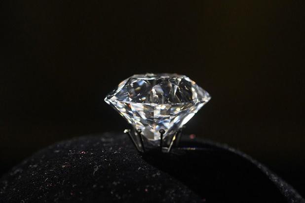 Le diamant brille à nouveau à Anvers
