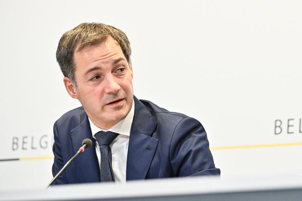"""De Croo sur la réouverture de l'horeca: """"Impossible de dire quelles mesures seront prises"""""""