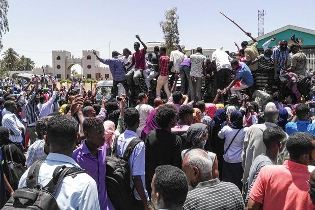 Opstand in Sudan: deel van leger kiest kant van betogers